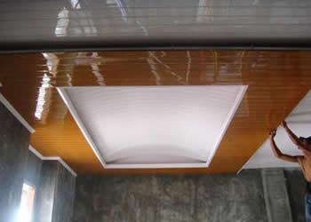 PASANG PLAFON PVC