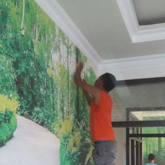 Agen Wallpaper Dinding Termurah