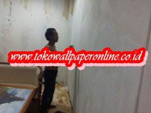 Harga Pasang Wallpaper Tangerang