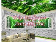 Harga Wallpaper 3D Untuk Dinding