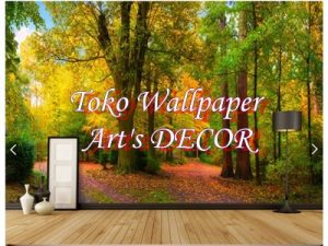 Toko Online Jual Wallpaper Dinding