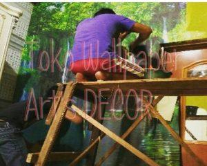 Jual Wallpaper Dinding Murah Tangerang